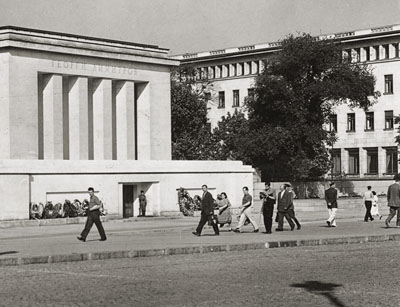 Le mausolée de Georgi Dimitrov