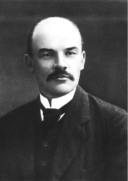 Lénine, en 1910