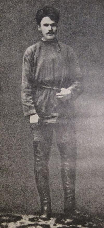 Georgi Plekhanov, entre 1874 et 1876