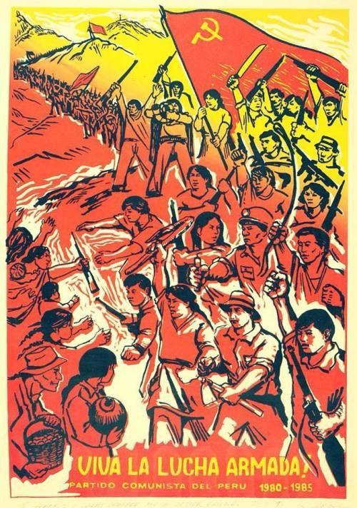 """""""Vive la lutte armée ! Parti Communiste du Pérou 1980-1985"""""""